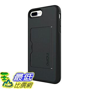 [美國直購] Incipio IPH-1503-BLK iphone7+ iPhone 7 Plus Case [Kickstand] (5.5吋) 信用卡式 手機殼 保護殼