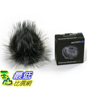 [東京直購] ZOOM WSU-1 原廠 麥克風風罩 兔毛防風罩