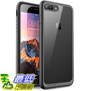 [美國直購] SUPCASE TPU霧面黑框 [Unicorn Beetle Style Series] Apple iphone7+ iPhone 7 Plus (5.5吋) Case 手機殼 保護..