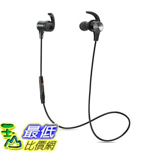 [東京直購] TaoTronics TT-BH07 耳塞式 耳道式 耳機 4.1 Stereo Magnetic Earphones