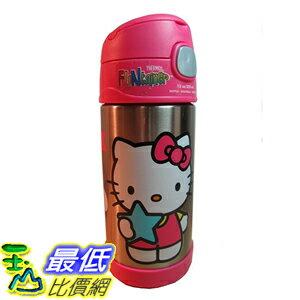 [美國直購] Thermos F401 FUNtainer 12 0unce Hello Kitty 兒童保溫水壺