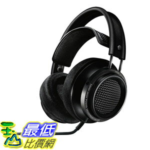 [美國直購] Philips X2/27 耳罩式耳機 Fidelio Premium Headphones, Black