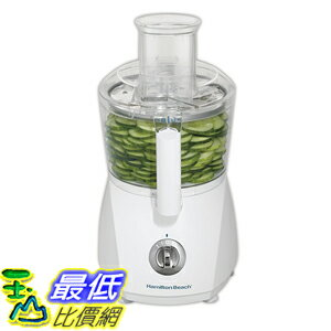 [美國直購] Hamilton Beach 70610A 食物料理機 攪拌機 10 cup ChefPrep 500-watt Food Processor