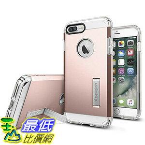 [美國直購]Spigen043CS20532玫瑰金iPhone7Plus(5.5吋)Case[ToughArmor]HEAVYDUTY立架式手機殼保護殼