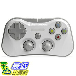 [美國直購] SteelSeries Stratus 69017 遊戲控制器 把手 搖桿 Gaming Controller for iPhone, iPad, and iPod Touch