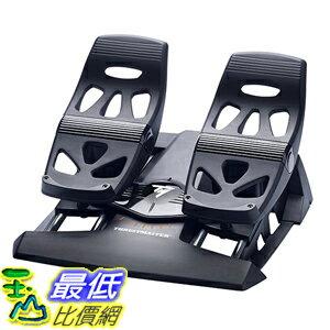[美國直購] Thrustmaster TFRP 飛行方向舵踏板 Flight Rudder Pedals for PC & Playstation 4