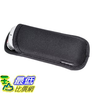 [美國直購] Olympus CS-125 Soft Carrying Case for WS Series Voice Recorders 錄音筆 保護套 _d06