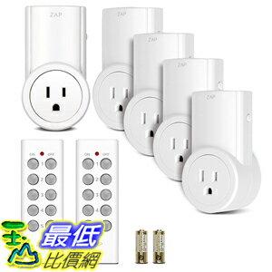 """[美國直購] Etekcity ZAP 5LX 5Rx-2Tx 遙控插座 Remote Control Electrical Outlet Switch (BroadLink可參考)  """" title=""""    [美國直購] Etekcity ZAP 5LX 5Rx-2Tx 遙控插座 Remote Control Electrical Outlet Switch (BroadLink可參考)  """"></a></p> <td></tr> <tr> <td><a href="""