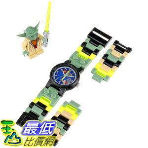 美國直購  LEGO Kids 8020295 Star Wars Yoda Watch