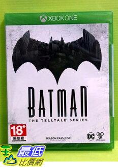 (現金價) Xbox one 蝙蝠俠:秘密系譜 Batman The Telltale Series 亞版 中文版