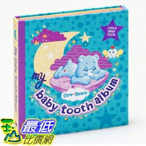 [美國直購] Baby Tooth Album 26186 乳齒保存盒/乳牙保存盒/乳牙盒/乳齒盒 Care Bears\
