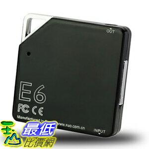 [美國直購] FiiO E6 耳機擴大器 放大器 Portable Headphone Amplifier - Black