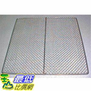 [美國直購] Excalibur 伊卡莉柏 290 不銹鋼烤盤 9入 100% Stainless Steel Trays 15x15 (適用所有5層9層低溫烘焙機)