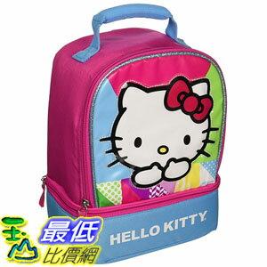 [美國直購] Thermos K34026006 兒童午餐袋 午餐包 Dual Compartment Lunch Kit, Hello Kitty