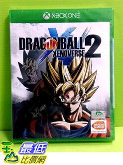 (現金價) 預購2016/10/28 Xbox One 七龍珠 異戰 2 亞版英文版