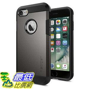 [美國直購] Spigen 042CS20489 軍灰色 iphone7 iPhone 7 (4.7吋) Case [Tough Armor] HEAVY DUTY 手機殼 保護殼