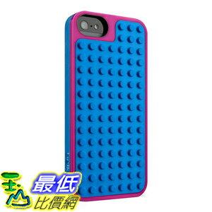 [美國直購] Belkin F8W283ttC01 LEGO Case / Shield for iPhone 5 / 5S and iPhone SE (Magenta / Blue) 手機殼