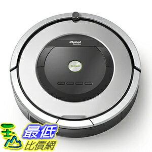 送爆米花機或Brita 濾水壺) iRobot Roomba 860 (免費升級為 Roomba 805 黑色吸塵器) 送主刷2支、濾網6片、邊刷3支、防撞條、清潔刷