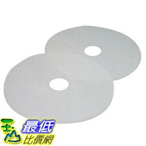 [美國直購] Nesco MS-2-6 圓型烤盤烤膜 Large Clean-a-Screen for FD-1010/FD-1018P/FD-1020