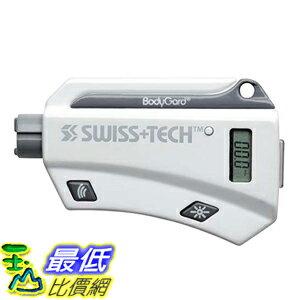 [美國直購] Swiss+Tech ST81562 破窗割安全帶 緊急自救 救援鑰匙圈 White 7合1 BodyGuard Auto Emergency Escape Tool