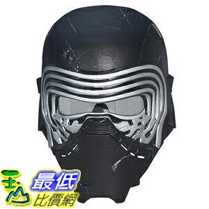 [美國直購] Star Wars B3927 The Force Awakens Kylo Ren Electronic Voice Changer Mask 星際大戰 原力覺醒 凱羅·忍 面具
