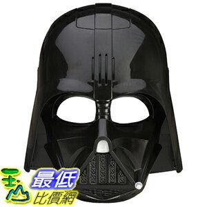 [美國直購] Star Wars B3719 The Empire Strikes Back Darth Vader Voice Changer Helmet 星際大戰 黑武士 面具