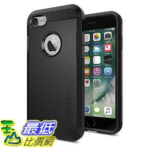 [美國直購] Spigen 042CS20491 黑色 iphone7 iPhone 7 (4.7吋) Case [Tough Armor] HEAVY DUTY 手機殼 保護殼