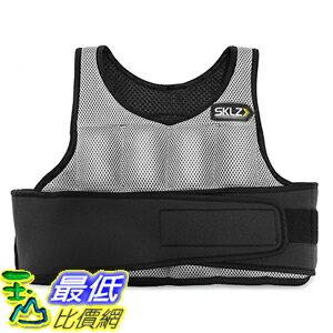[美國直購] SKLZ SAQ-WV10-02 負重背心 重量訓練 Weighted Vest - Variable Weight Training Vest