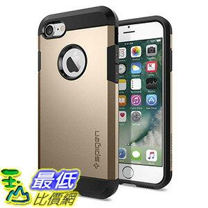 [現貨1個] Spigen 042CS20490 香檳金 iphone7 iPhone 7 (4.7吋) Case [Tough Armor] HEAVY DUTY 手機殼 保護殼 _A117