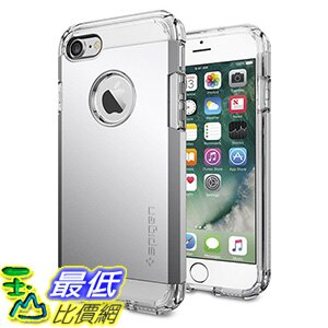 [美國直購] Spigen 042CS20672 銀色 iphone7 iPhone 7 (4.7吋) Case [Tough Armor] HEAVY DUTY 手機殼 保護殼