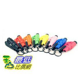 [美國直購] Resqme (2件組) Pack of 2 The Original Keychain Car Escape Tool 破窗割安全帶 緊急自救 救援鑰匙圈 紅點設計獎