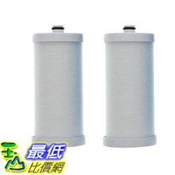 [106美國直購] 2 Frigidaire WFBC Refrigerator Water Purifier Filter, Part # 5303917752, RF-200, RC-200, RC-101 & 46-9906