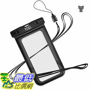 [106美國直購] 防水手機套 Universal Waterproof Case YOSH YSW000 Cell Phone Dry Bag Pouch iPhone 6S Plus( TB21)
