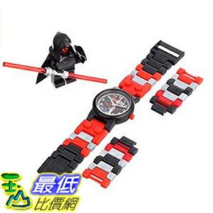 [美國直購] LEGO Kids'' Star Wars 9002953-8020332 兒童手錶 Darth Maul Plastic Watch 達斯魔 星際大戰