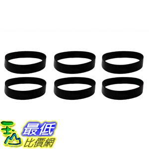 [106美國直購] 6 Drive Belts for Oreck XL Upright Vacuums; Compare to Oreck Part Nos. 030-0604
