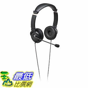 [美國直購] Kensington K33323WW 耳機麥克風 Hi-Fi On-Ear Headphones with Mic and 9-Foot Cord