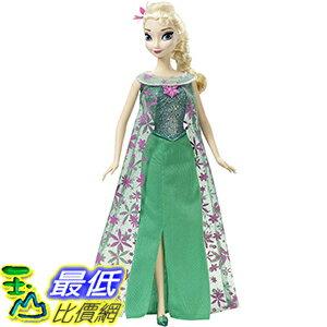 [美國直購] Disney DKC57 會唱歌 艾莎 芭比娃娃 Frozen Fever Singing Elsa Doll 迪士尼 冰雪奇緣驚喜連連生日驚喜