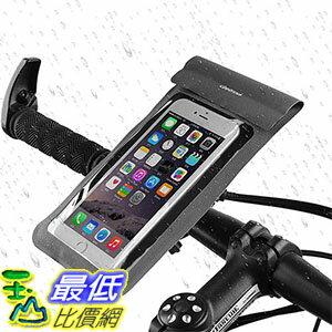 [106美國直購] 防水手機車架 Waterproof Bike Mount Holder Getron GT-BSH01 Universal Bicycle Mobile Phone Waterpr..