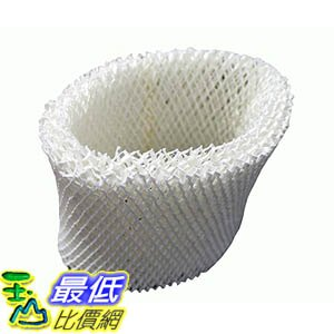 [106美國直購] 1 Vicks WF2 Humidifier Filter, Fits Vicks V3500N, V3100, V3900 Series