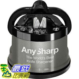 [美國直購] AnySharp ASKSPRO 磨刀器 銀灰 Pro Knife Sharpener, Metal