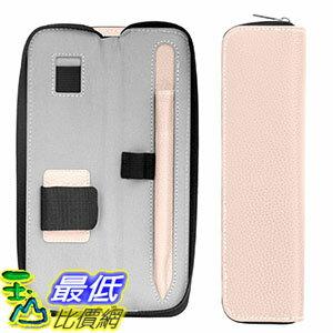 [美國直購] MoKo B01J0SASLS 玫瑰金 收納殼 保護殼 Premium PU Leather Apple Pencil Holder Case(_TC20)
