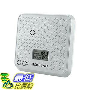 [玉山最低比價網] NOKLEAD諾科蘭德PM2.5空氣品質檢測儀 空氣環境品質檢測家用幹濕度檢測盒車載便攜