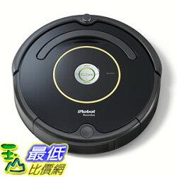 [原廠鋰電池保固一年] iRobot Roomba 614機器人掃地機 贈邊刷3支+濾網6片+防撞條+清潔刷