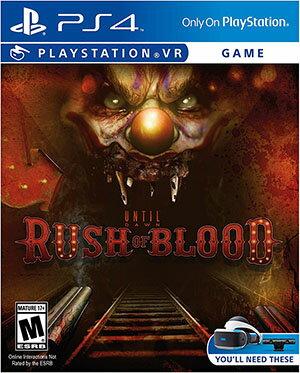 (現金價) (新春優惠) 預購1/19 PS4 直到黎明  血腥突襲 VR支援 Rush of Blood