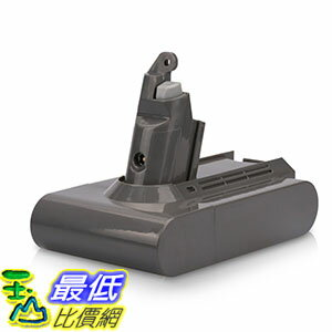 美國進口 Dyson 相容鋰電池 Energup 21.6V 2000mAh Battery For Dyson V6 V8 DC58 DC59 DC61 DC62 DC72 Mattress