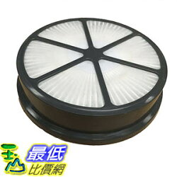 [106美國直購] Hoover HEPA Style Filter Fits UH72400, Part # 440003905, by Crucial Vacuum