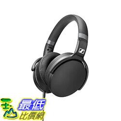 [美國直購] Sennheiser HD 4.30G 黑色 Black Around Ear Headphones for Android 頭戴式 耳罩式耳機