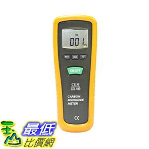 [106玉山最低比價網] CEM華盛昌有毒有害氣體檢測 可?式一氧化碳檢測儀CO-180