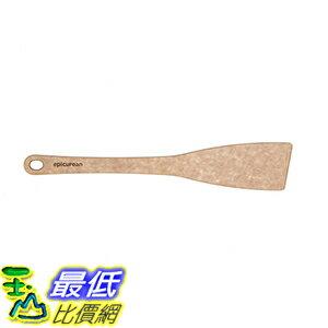 [美國直購] Epicurean 015-40201 平面鍋鏟 美國製 Kitchen Series Utensils, Angled Turner, Natural