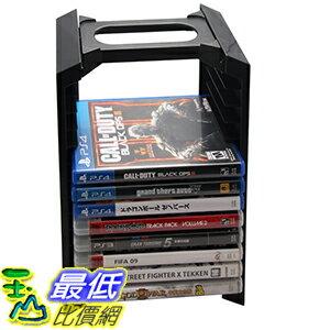 [玉山最低比價網] PS4 專用 DOBE 多功能 直立架 遊戲光碟架( G04)